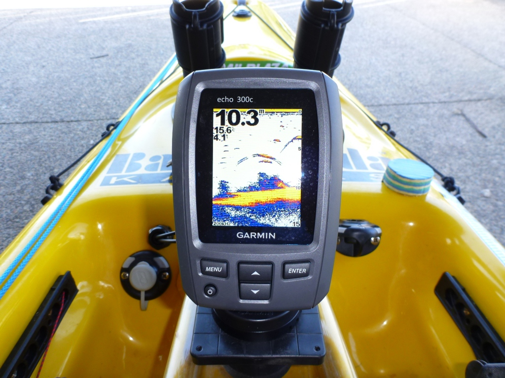 Garmin echo 300c Dual Beam Fishfinder Discontinued by Manufacturer