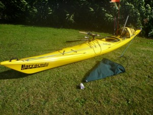 How To Anchor Your Kayak When Fishing Using And Running Rig