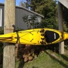 RAILBLAZA StarPort wall sling barracuda beachcomber sea kayak