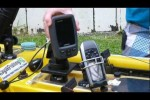 How to fit a fishfinder to the Barracuda Kayak Fish Pro