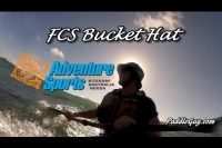 FCS Bucket Hat Review | PaddleGuy.com