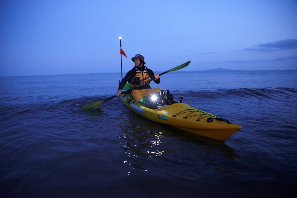 Lighting options for kayaks01