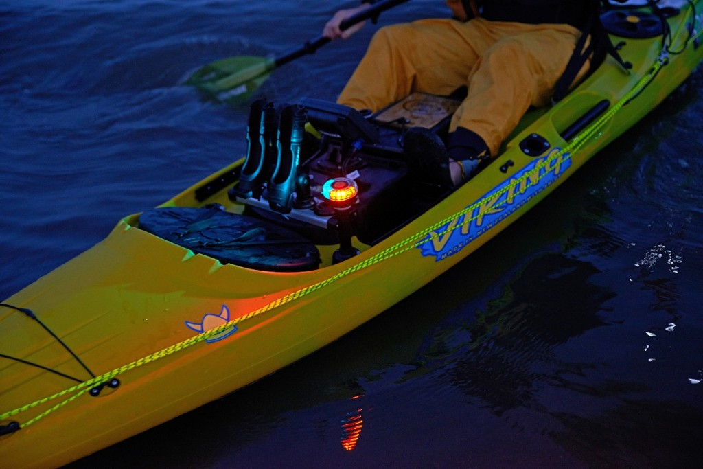 Lighting options for kayaks04