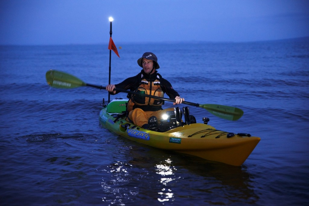 Lighting options for kayaks16