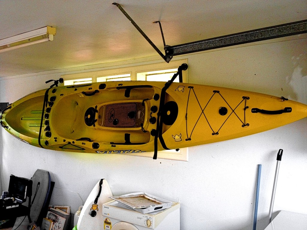 Unique Ideas for Storing Kayaks In Garage Compilation